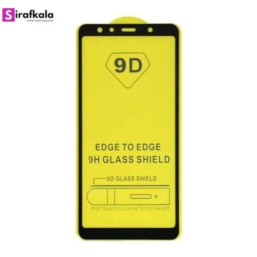 محافظ تمام صفحه Samsung Galaxy A7 2018 9D