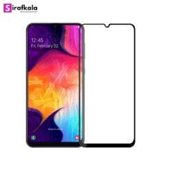 محافظ صفحه نمایش فول 9D برای گوشی Samsung A50-1