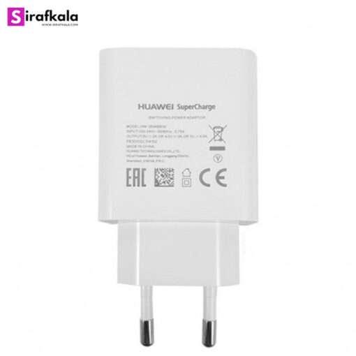 شارژر دیواری سریع اصلی هواوی Huawei SuperCharge USB