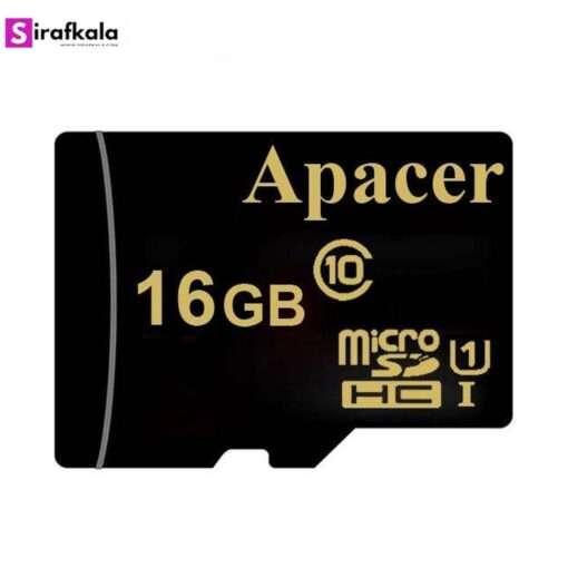 کارت حافظه microSDHC اپیسر مدل AP32G کلاس 10 32GB