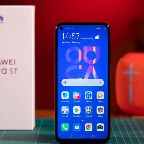 گوشی موبایل هوآوی مدل Nova 5T YAL-L21