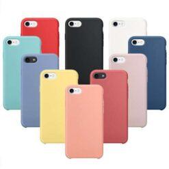 قاب سیلیکونی اورجینال Iphone 6