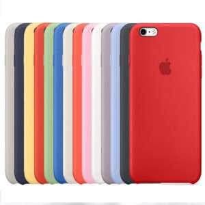 قاب سیلیکونی اورجینال Iphone 6s