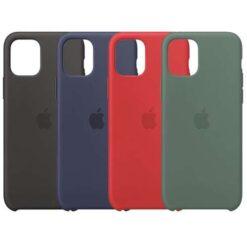 قاب سیلیکونی اورجینال Iphone 11 Pro Max