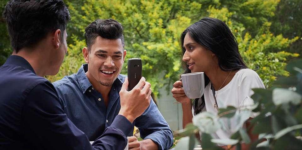 Nokia 210 Dual SIM Mobile Phone