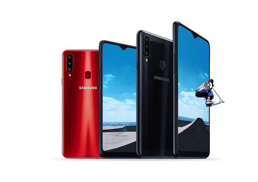 Samsung Galaxy A20s SM-A207F/DS 32GB