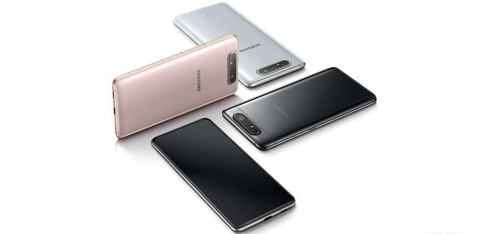Samsung Galaxy A80 SM-A805F/DS Dual Sim 128GB