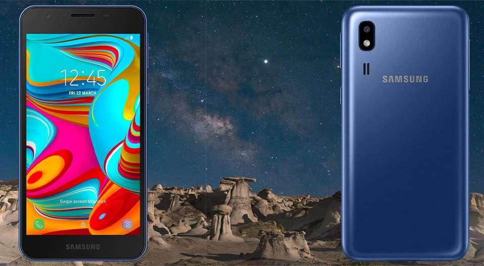 Samsung Galaxy A2 Core SM-A260 G/DS Dual SIM 16GB