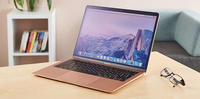 اپل مدل MacBook Air 2020