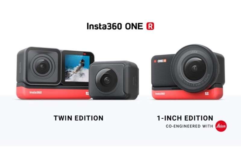 دوربین Insta 360 One R