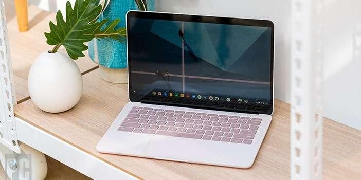 گوگل مدل pixelBook Go